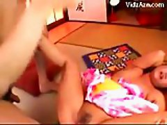 Japanese pussy fingering and licking
