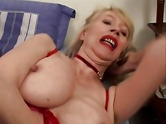 Mature Marie-Therese is Fucked in All Holes (by Satanika)