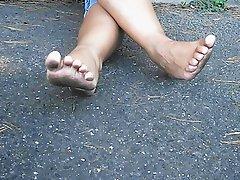 Donna's Feet