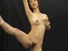 lactating ballerina..