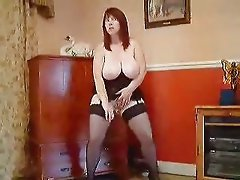 Watch my lovely mature busty wife !