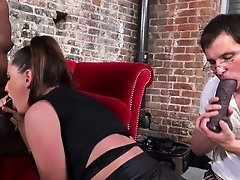 Cuckolding domina cumswap