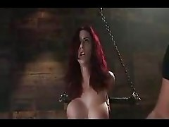 Facefucking A Bound Slut