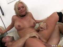big ass pornstar phoenix marie gets her both holes slammed in turn