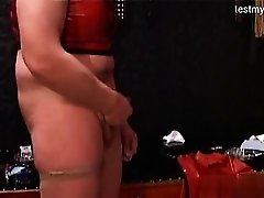 Young slut cum in asshole