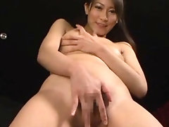 Dishy miku aoki gets cuch plowed