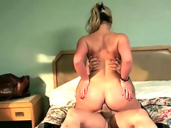Phoenix Marie is a marvelous platinum-blonde cougar in dark-hued tights, who luvs to have rectal lovemaking
