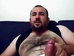 Hot bearded bear 241017