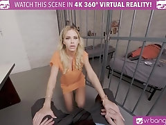 VRBangers Fantastic prisoner is working your dinky to get out of jail