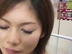 Knocked up asians bj fun close up