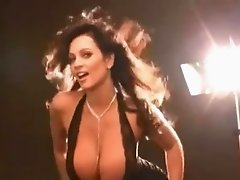 Denise Milani breathtaking boobs