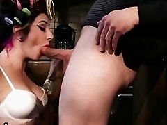 JoannaAngel Anal Sex for Mother-in-Law