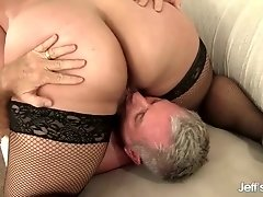 A big is super hot and Jade Rose is a hot sex crazed fatty with a fat ass