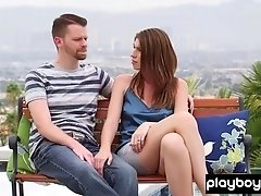 amateur couples trying swinger sex and they love it