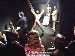 Enjoy Wonderful Group Nude Scene From Retro XXX Movie