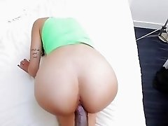 sexy arab girl with amazing tits gets fucked pov style