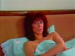 Sensual brunette wife knows for sure how to please her horny husband
