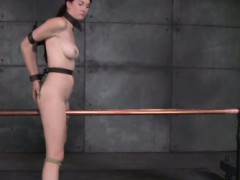Pathetic submissives visit dungeon as they wait for maledoms
