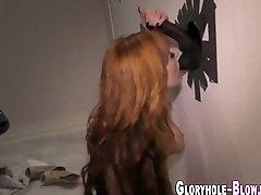 Ginger ho sucking bbc