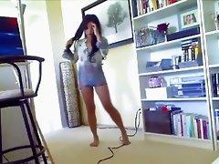 webcam luana