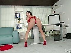 Fabulous compilation of sexually charged masturbating babes