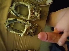 Cumming trashed adidas