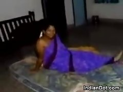 Curvy Indian Chick Being Fucked
