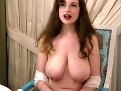 big breasted misha