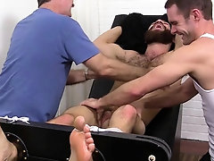 Adult gays in scenes of homosexual foot fetish xxx