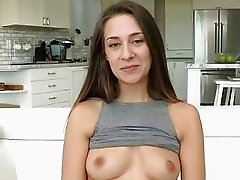 Cassidy Klein pussy nailed by huge shaft