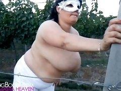 bbw big boobs compilation