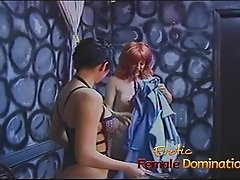Beautiful slave girls embark on a journey through