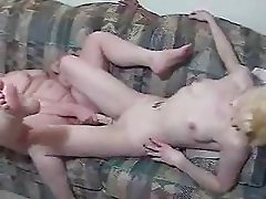 Nasty lesbian grannies fucking each other