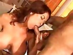Busty wife screwed by hubby friend