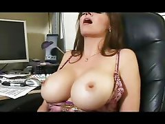 Big Boobs with orgasm